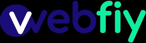 Webfiy logo